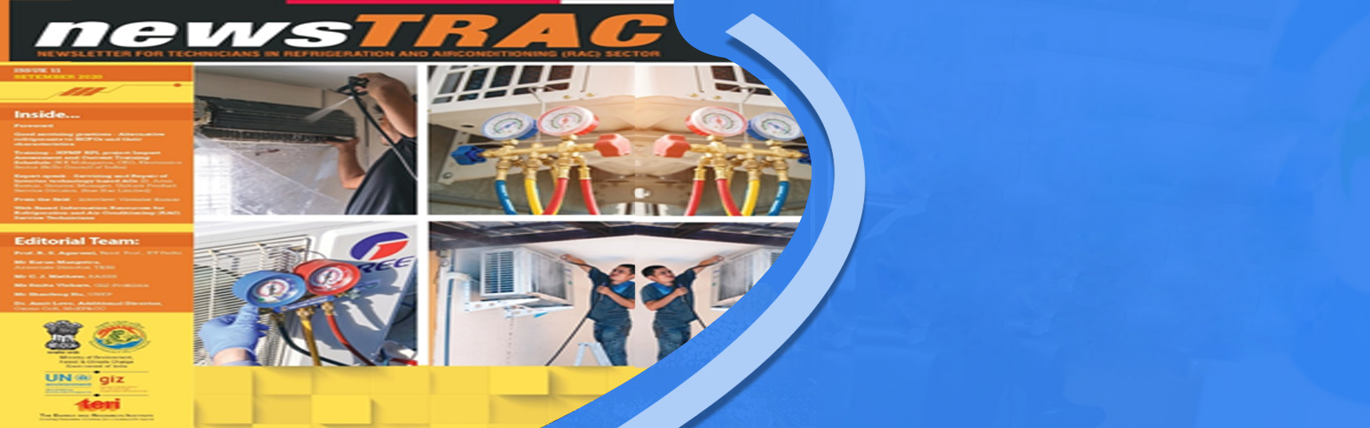 – Newsletter for technicians in Refrigeration and Air-conditioning